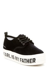 Eleven Paris Sky Karl Sneaker Black