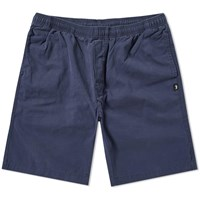 Stussy Brushed Beach Short Blue