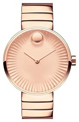 Women's Movado 'Edge' Bracelet Watch 34Mm