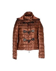 Toy G. Jackets Copper