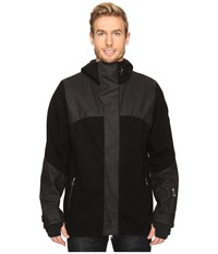 Dale Of Norway Stryn Jacket Black Dark Charcoal Men's Coat
