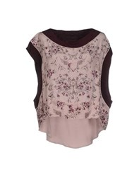 Uniqueness Topwear Tops Women Lilac