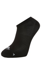 Adidas Performance Sports Socks Black White