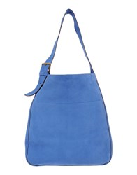 Avril Gau Handbags Azure