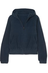 Lndr Ember Hooded Fleece Jacket Navy