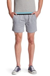 Parke And Ronen Lounge Short Gray