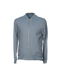 Rvlt Revolution Jackets Pastel Blue