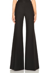 Kaufman Franco Kaufmanfranco Micro Stretch Double Face Trousers In Black
