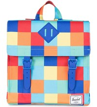 Herschel Survey Square Print Satchel Backpack Primary