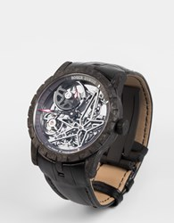Roger Dubuis 'Excalibur Automatic Skeleton' Watch
