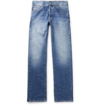 Balenciaga Denim Jeans Blue