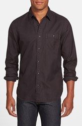 Men's Wallin And Bros. Trim Fit Twill Utility Shirt