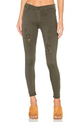 James Jeans Twiggy Dancer Deep Army Distressed