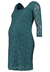 Noppies Leo Summer Dress Bottle Dark Green