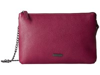 Ecco Iba Clutch Shiraz Clutch Handbags Brown