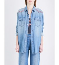 Tommy Hilfiger Gigi Hadid Denim Shirt Holly