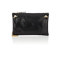The Row Women's Party Time 7 Python Chain Bag Black