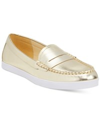 Wanted Tabor Loafers Women's Shoes Gold