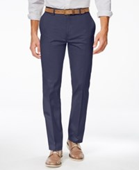 Alfani Men's Slim Sateen Flat Front Pants Only At Macy's Kettle