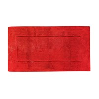 Abyss And Habidecor Must Bath Mat 553 Red