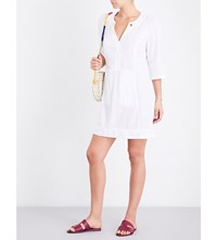 Jets By Jessika Allen Perspective Cotton Kaftan White