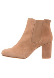 Zign Ankle Boots Light Brown