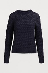 A.P.C. Laina Sweater Dark Navy