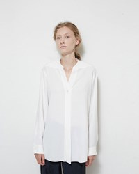 Christophe Lemaire Wrapover Shirt