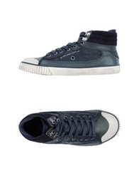 Pepe Jeans High Tops And Trainers Slate Blue