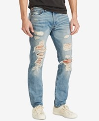 Denim And Supply Ralph Lauren Men's Prospect Slim Jeans Navy
