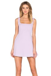 Nookie Sweet Sensation Skater Dress Lavender