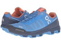 On Cloudventure River Signal Men's Running Shoes Blue