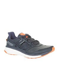 Adidas Energy Boost Running Trainer Male Navy