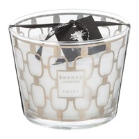 Baobab Limited Edition Amara Scented Candle Clear