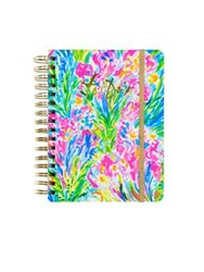 Lilly Pulitzer Fan Sea Pants Planner No Color