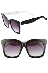 Chelsea 28 Chelsea28 Coco 52Mm Sunglasses Black