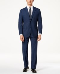 Nautica Modern Fit Active Stretch Suit Navy