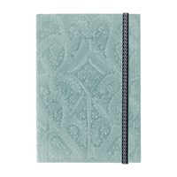 Christian Lacroix A5 Paseo Embossed Notebook Moon