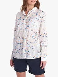Barbour Waterside Shirt Off White
