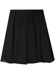 Guild Prime Mini Skater Skirt Women Polyester 34 Black