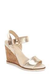 Women's Nine West 'Gronigen' Wedge Sandal 4' Heel