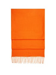 Hobbs Matilda Scarf Orange