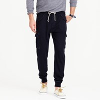 J.Crew Wallace And Barnes Black Indigo Sweatpant