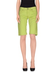 Maison Clochard Bermudas Acid Green
