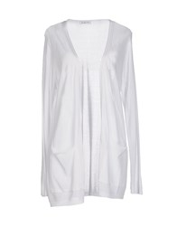 List Knitwear Cardigans Women White
