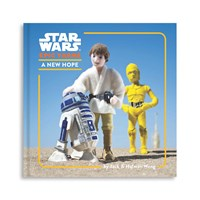 Chronicle Books Star Wars Epic Yarns A New Hope Book