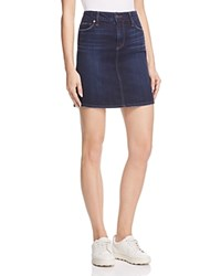 Paige Elaina Denim Skirt In Curtis