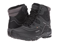 Hi Tec Trail Ox Winter 200 I Waterproof Black Charcoal Men's Shoes