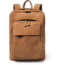 Common Projects Suede Backpack Tan