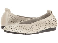 Arche Lilly Nacre Brume Fast Metal Women's Flat Shoes Bone